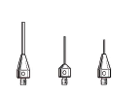 钨钢杆圆柱测针